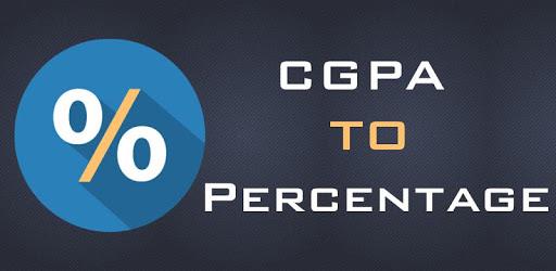CGPA to Percentage