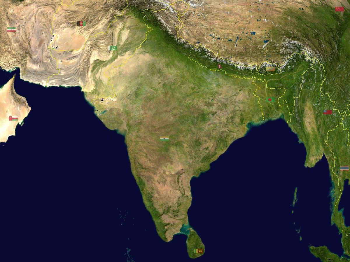 GK on Geography of India